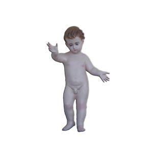 bambino nudo
